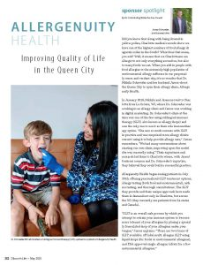Dilworth Life Magazine - Improving Quality of Life in the Queen City